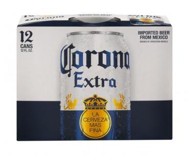 Corona Extra Beer 12 Pk 12 Fl Oz Box
